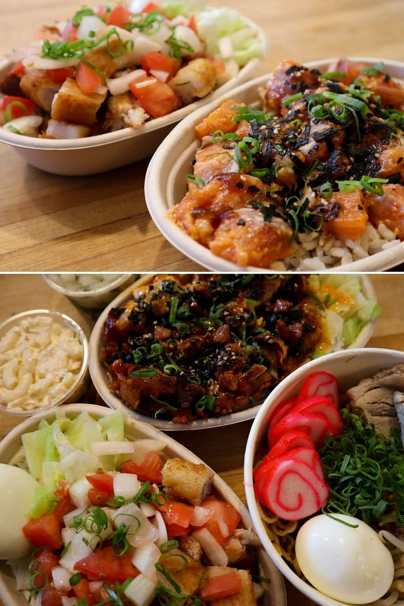 Satisfy Your Bellies While Supporting These Locally Owned Maui Eateries